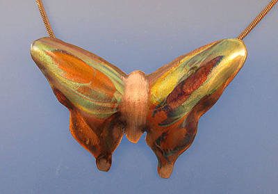 Jewelry - 1332 Butterfly by Dianne Brooks