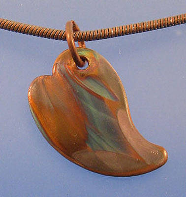 Jewelry - 1335 Baby Heart by Dianne Brooks