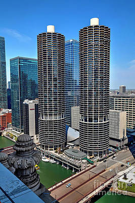 Photograph - 1352 Marina Towers by Steve Sturgill