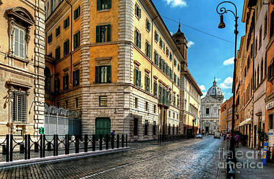 Photograph - 1368 Rome by Steve Sturgill
