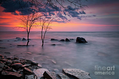 Photograph - 1389 Milwaukee Sunrise by Steve Sturgill