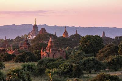 Myanmar Photograph - Bagan - Myanmar by Joana Kruse