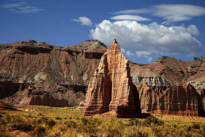 Capitol Reef National Park Print by Mark Smith