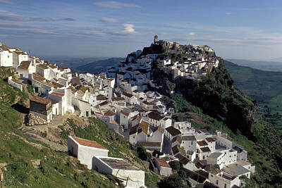 Photograph - Cascares, Spain by Carl Purcell