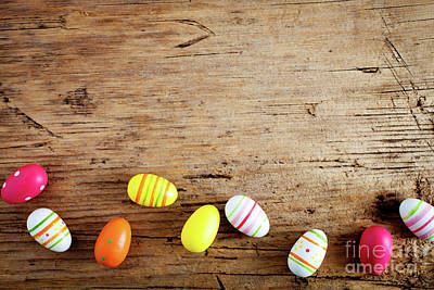 Photograph - Easter Eggs by Kati Molin