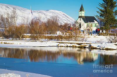 Photograph - Iceland by Milena Boeva