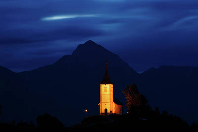 Photograph - Jamnik Church Of Saints Primus And Felician by Ian Middleton