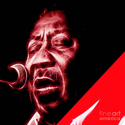 Muddy Waters Mixed Media - Muddy Waters Collection by Marvin Blaine