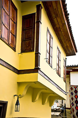 Townscape Photograph - Ottoman House by Tom Gowanlock