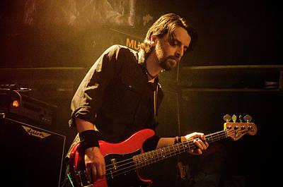 Photograph - Uk Foo Fighters Live @ O2 Academy Islington by Edyta K Photography