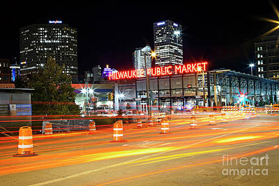 Photograph - 1405 Milwaukee Public Market by Steve Sturgill