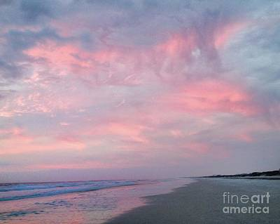 Photograph -  Pretty In Pink by LeeAnn Kendall