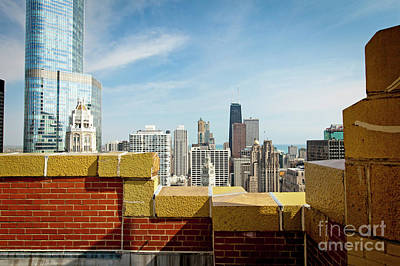 Photograph - 1423 Northerly View Of Chicago by Steve Sturgill