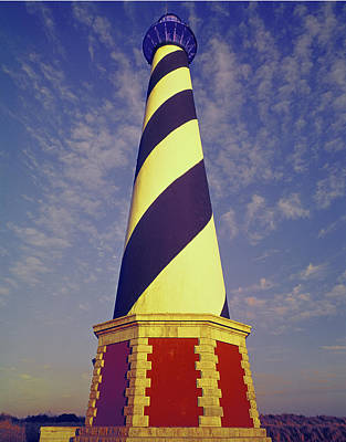 Photograph - 146803 Cape Hatteras Light House by Ed Cooper Photography