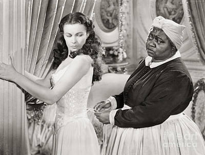 1939 Movies Photograph - Gone With The Wind, 1939 by Granger