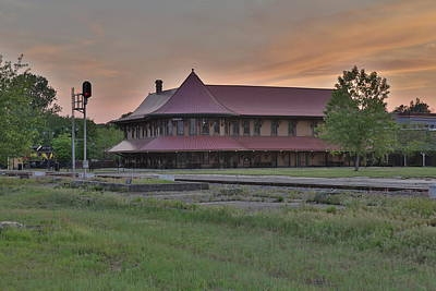 Photograph - Hamlet Depot by Jimmy McDonald