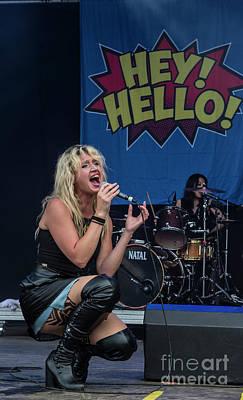 Photograph - Hey Hello by Jenny Potter