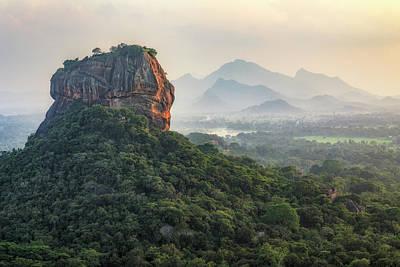 Sigiriya - Sri Lanka Art Print
