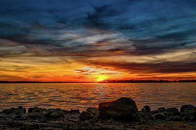 Photograph - Sunset by Doug Long