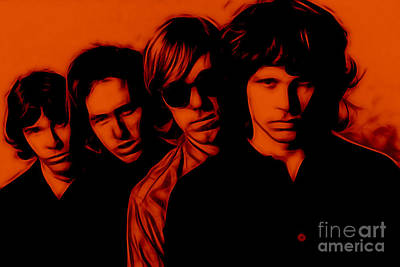 The Doors Collection Art Print by Marvin Blaine