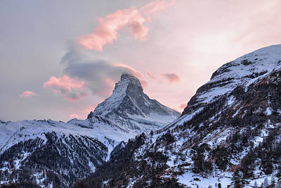 Switzerland Photograph - Zermatt - Switzerland by Joana Kruse