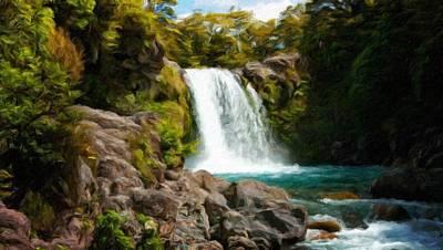 For Sale Painting - Landscape Definition Nature by Margaret J Rocha