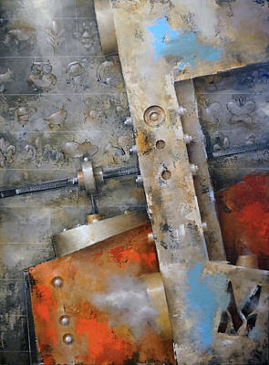 Painting - 15.025 - Lascaux by Ken Berman
