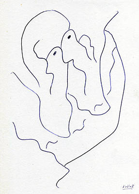 Fall Animals - 15061 Die Liebenden und die Welt by AndReaS KoVaR