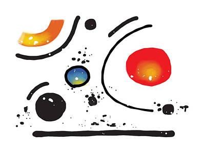 150912aa Art Print by Toshio Sugawara