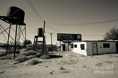 Photograph - California 66 by Avril Christophe