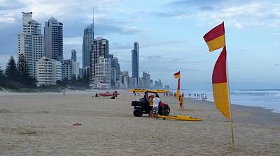 Photograph - Australia - The Surf Club by Jeffrey Shaw