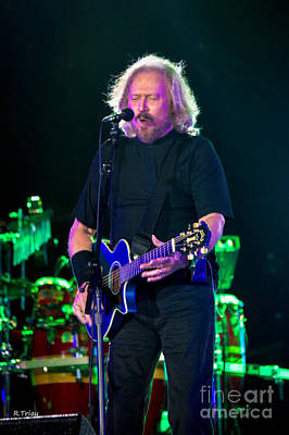 Photograph - Barry Gibb by Rene Triay Photography
