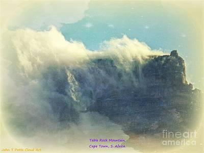 Photograph - Cloud Art By John T Potts by John Potts