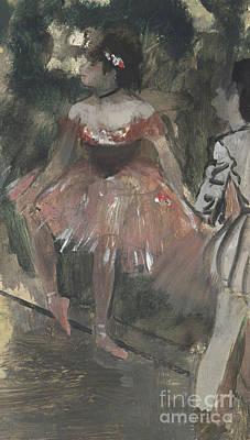 1878 Painting - Dancers by Edgar Degas