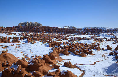 Goblin Valley Print by Mark Smith