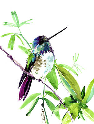 Painting - Hummingbird by Suren Nersisyan