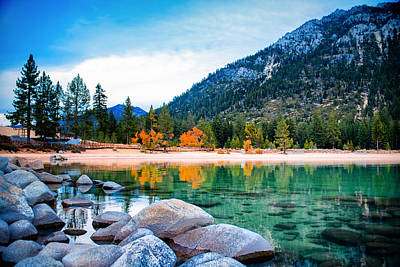 Photograph - Lake Tahoe by Celso Diniz