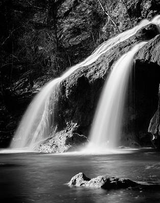 Photograph - Turner Falls by Ricky Barnard