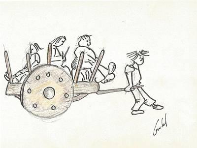 Untitled Original by Gabriel Coelho