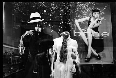 Widow Display Photograph - Untitled by Louis de la Torre