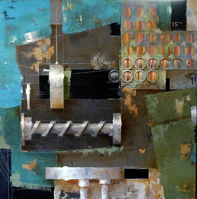Painting - 16.033 - Going The Distance by Ken Berman