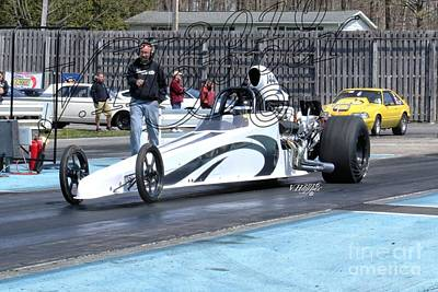 Wall Art - Photograph - 163855 04-24-16 Esta Safety Park Drag Racing by Vicki Hopper