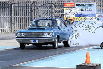 Wall Art - Photograph - 163904 04-24-16 Esta Safety Park Drag Racing by Vicki Hopper
