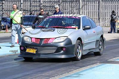 Wall Art - Photograph - 163958 04-24-16 Esta Safety Park Drag Racing by Vicki Hopper