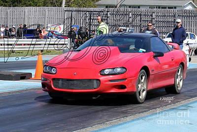 Wall Art - Photograph - 163979 04-24-16 Esta Safety Park Drag Racing by Vicki Hopper