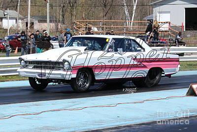 Wall Art - Photograph - 163991 04-24-16 Esta Safety Park Drag Racing by Vicki Hopper