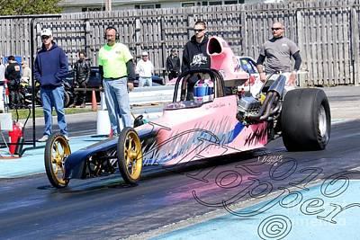 Wall Art - Photograph - 164039 04-24-16 Esta Safety Park Drag Racing by Vicki Hopper