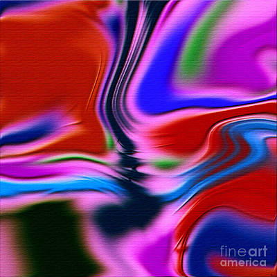 Sean Rights Managed Images - 1679 Abstract Thought Royalty-Free Image by Chowdary V Arikatla