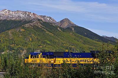 Photograph - Alaska by Steve Javorsky