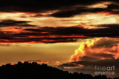 Photograph - Appalachian Sunset by Thomas R Fletcher
